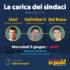 La carica dei sindaci: incontro tra Galimberti, Gori e Del Bono davanti al  Cittanova