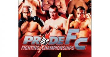 Pride Fc 4: Gary Goodridge vs Igor Vovchanchyn 7