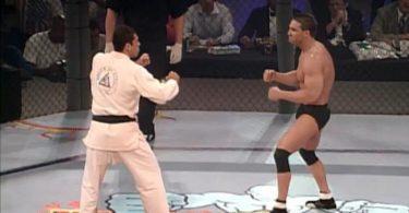 Storia delle MMA: a UFC1 il Pancrase incontra il BJJ 13