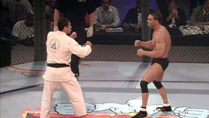 Storia delle MMA: a UFC1 il Pancrase incontra il BJJ 1