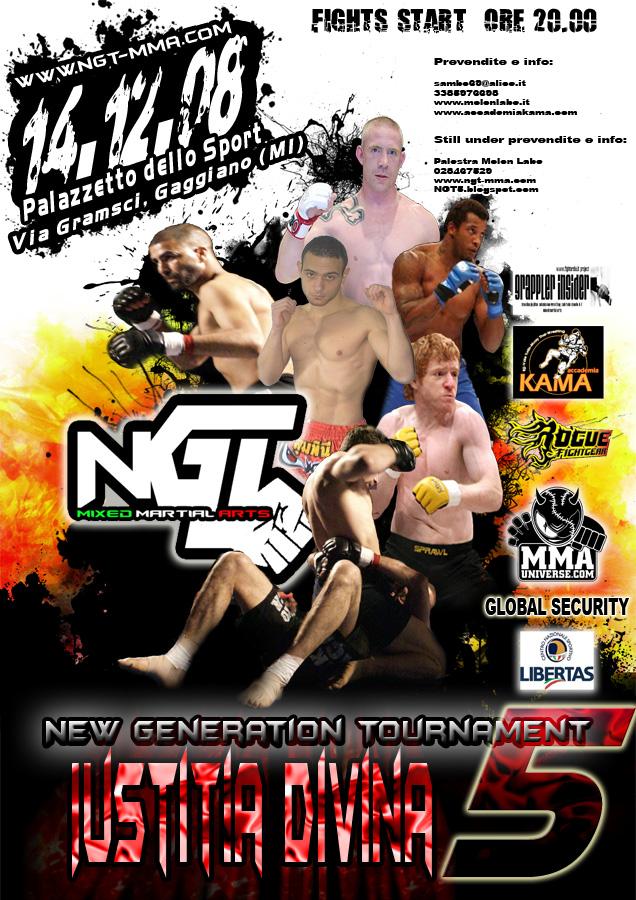 New Generation Tournament 5: Iustitia Divina 1
