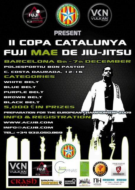 Risultati II Coppa Fuji Mae di jiu-jitsu (Catalonia) 12