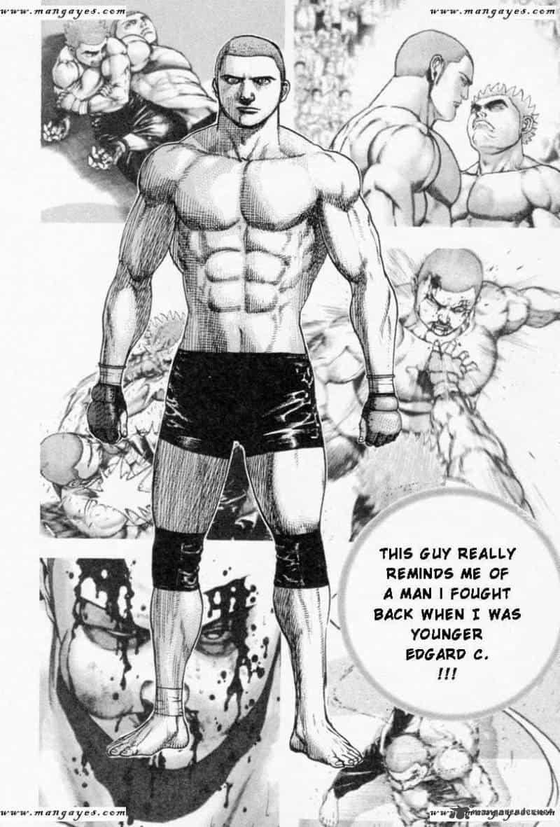 Fumetto MMA: TOUGH ! (di Tetsuya Saruwatari ) 4