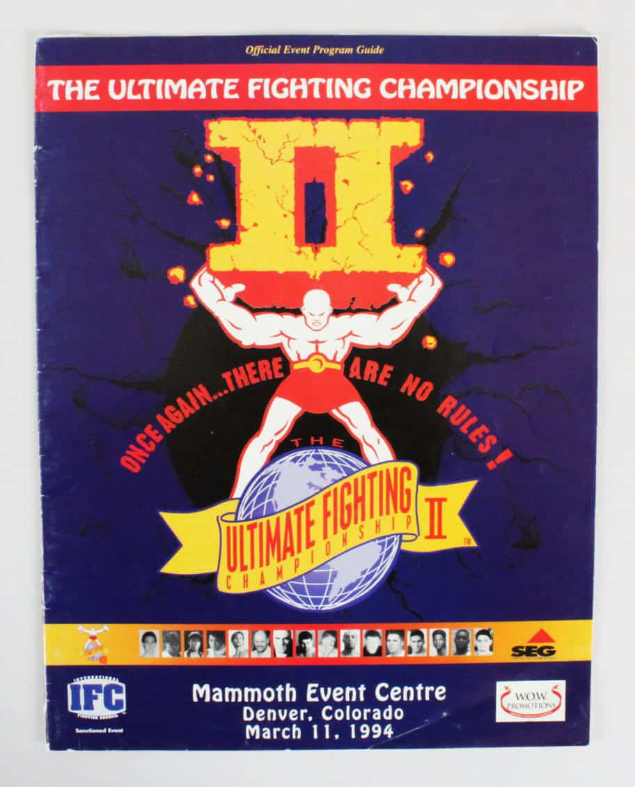 UFC 2 : No way Out 4