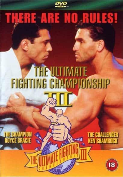 UFC 3: American dream (La bizzarra storia del campione per caso) 1