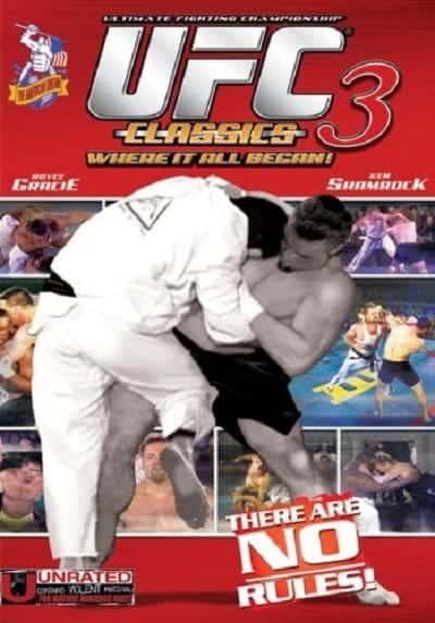 UFC 3: American dream (La bizzarra storia del campione per caso) 2