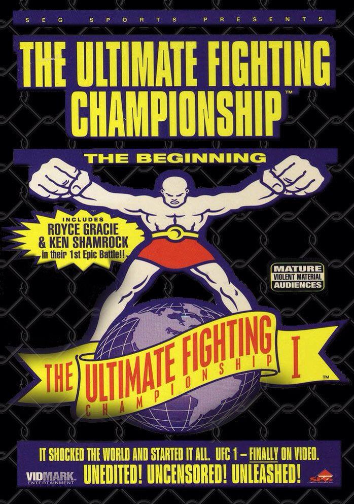 UFC 1: The Beginning 1