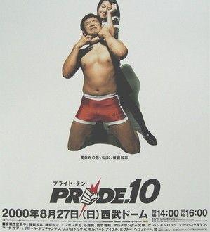 Tutti gli eventi PRIDE FC MMA 4