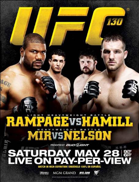 UFC 130 Trailer 1
