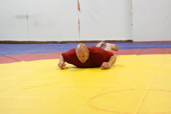 Fedor Emelianenko si allena...(foto) 22