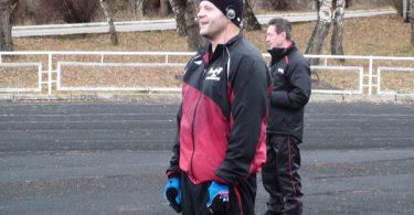 Fedor Emelianenko si allena...(foto) 36