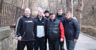 Fedor Emelianenko si allena...(foto) 33