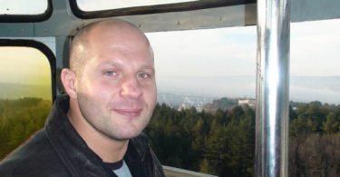 Fedor Emelianenko si allena...(foto) 32