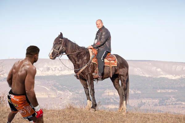 Fedor Emelianenko si allena...(foto) 4