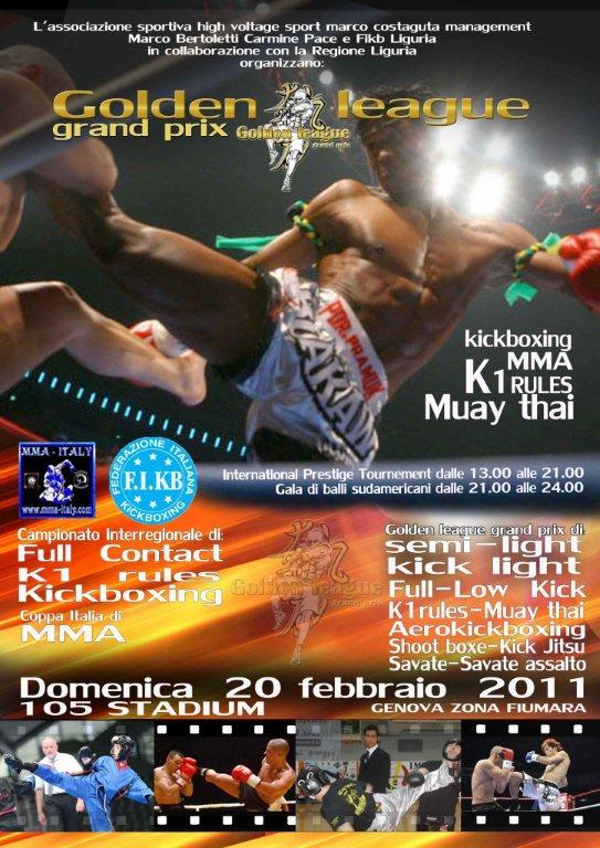 1 Coppa Italia di MMA Italy 1