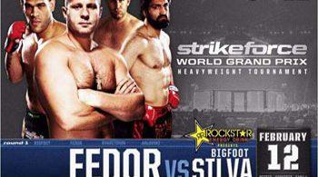 Strikeforce GP: Fedor Emelianenko Vs BigFoot Silva - Risultati LIVE 6