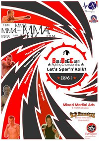 BullDogClan Fighting Championship 1