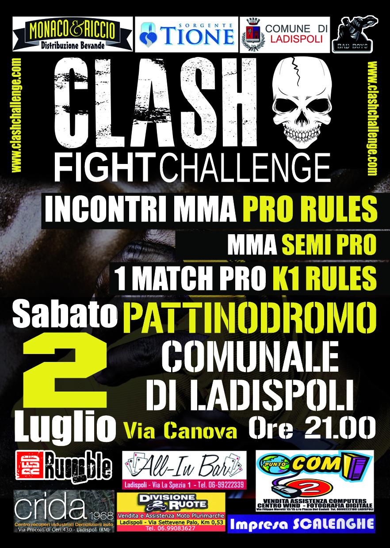 Clash Fight Challenge - MMA GRATIS !! 1