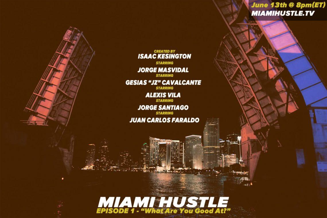 Genghis Con - Miami Hustle 1 1