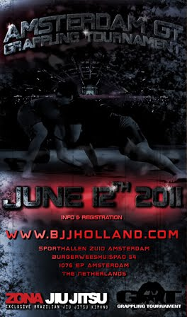 Amsterdam Grappling Tournament 2011 1