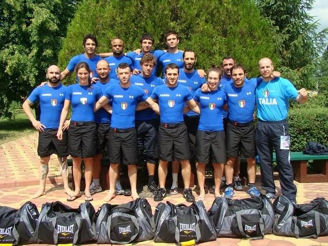 Campionato Europeo di Grappling e di MMA: 2 ori, 3 argenti e 9 bronzi per l'Italia. 4