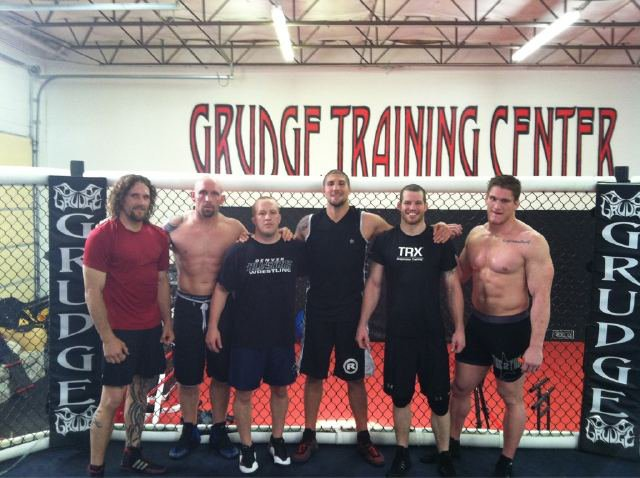 Cody, Shane Carwin, ,Brendan Schaub, Nate Marquardt, Leister Bowling, Todd Duffee