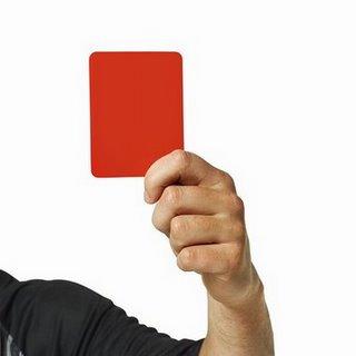 Un altro pessimo arbitro... 1