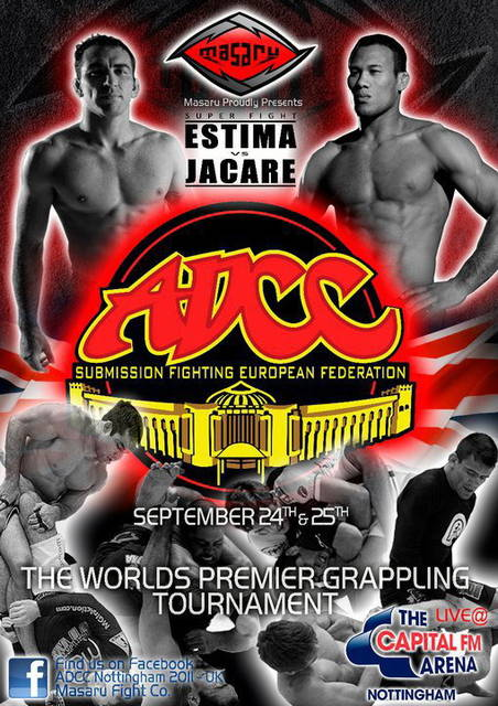 Braulio Estima Road to Jacare Rematch ADCC 2011 Teaser  1
