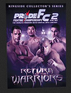Pride 10: Return of the Warriors  1