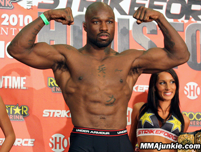 "Roger Gracie vs. ""King Mo"" spostato allo Strikeforce di Settembre 1"