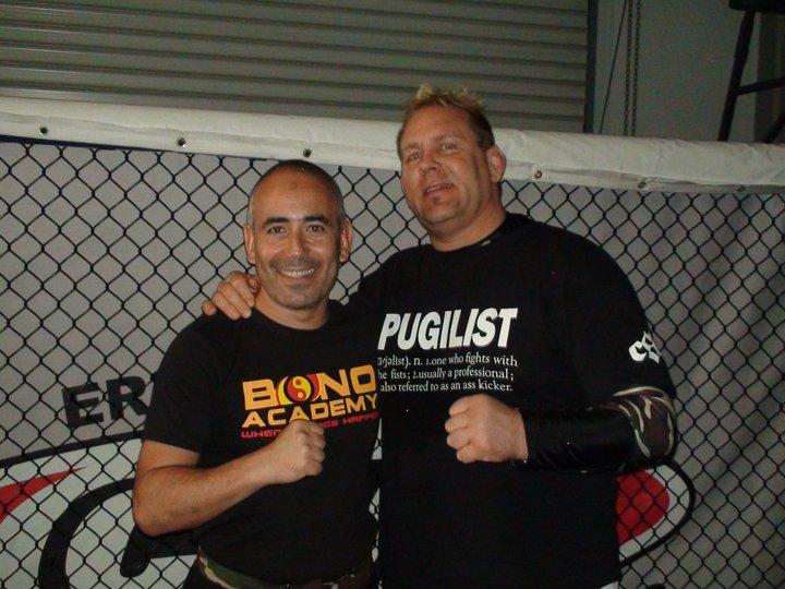 Corso di MMA a Milano 1