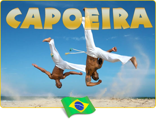 Capoeira e MMA: Marcus Lelo Aurelio 1