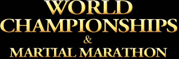 World Championships & Martial Marathon  2011  1