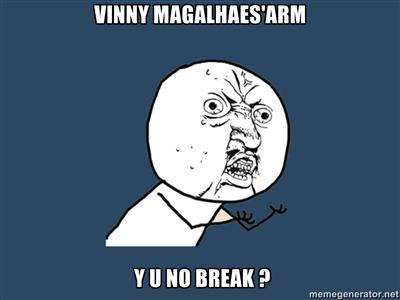 ADCC 2011 Vinny Magalhaes vs Fabrico Werdum 1