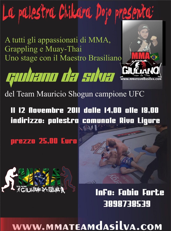 12 Novembre Giuliano Da Silva a Riva Ligure 1