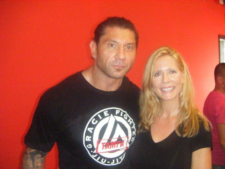 Bautista (WWE) fa BJJ 4