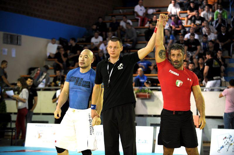 Campionato Mondiale 2011 di Grappling e di MMA 13