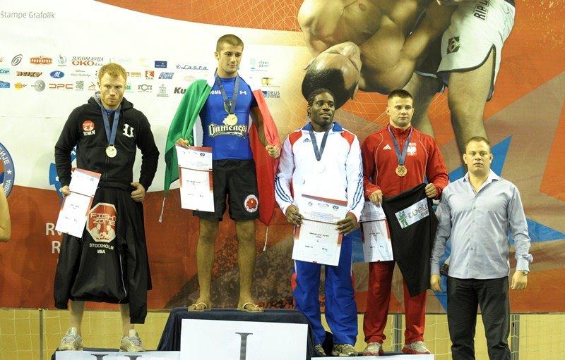 Campionato Mondiale 2011 di Grappling e di MMA 11
