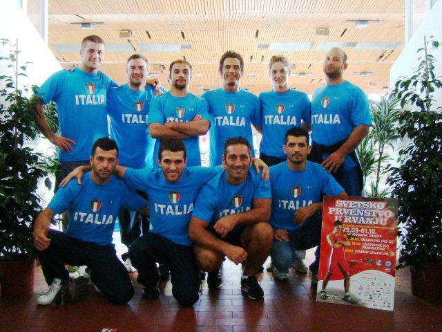 Campionato Mondiale 2011 di Grappling e di MMA 8