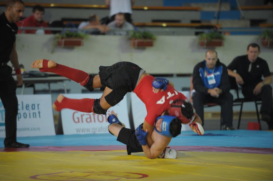 Campionato Mondiale 2011 di Grappling e di MMA 6