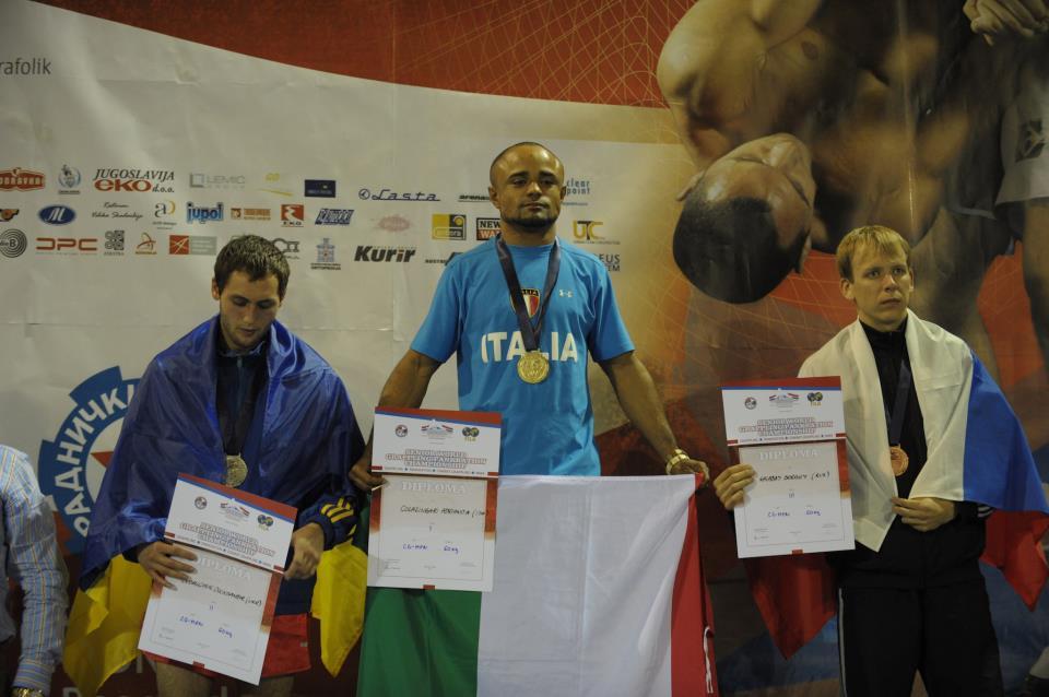 Campionato Mondiale 2011 di Grappling e di MMA 4