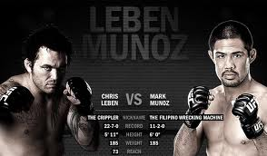 UFC 138: Leben vs. Munoz risultati 1
