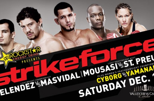 Salari Strikeforce: Melendez vs. Masvidal 1