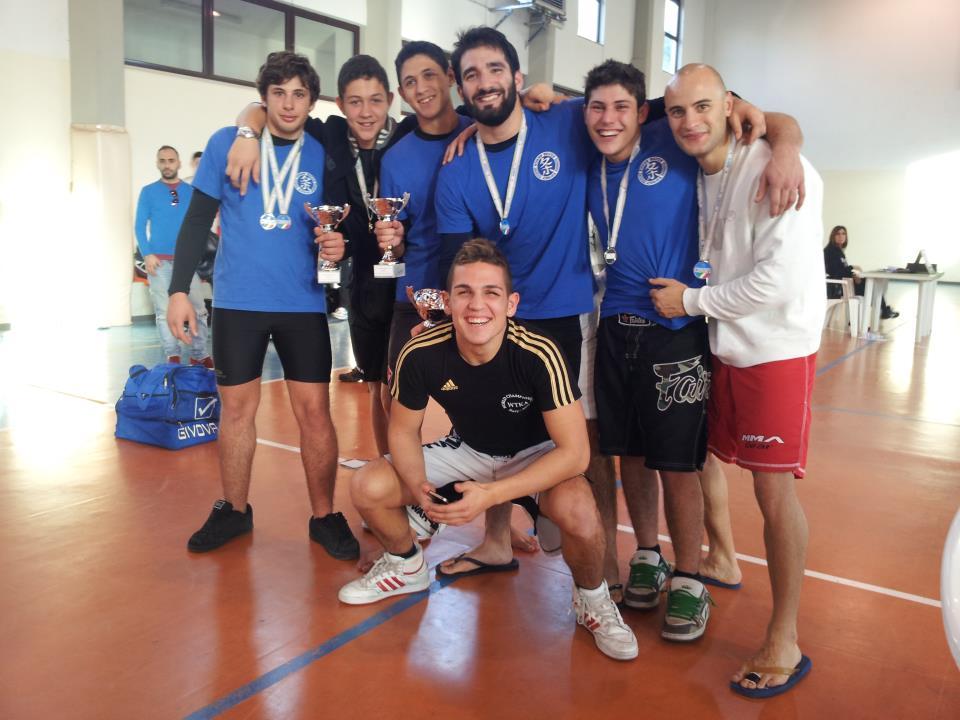 Si ritorna ad Andria: Submission Cup al secondo giro di boa 1
