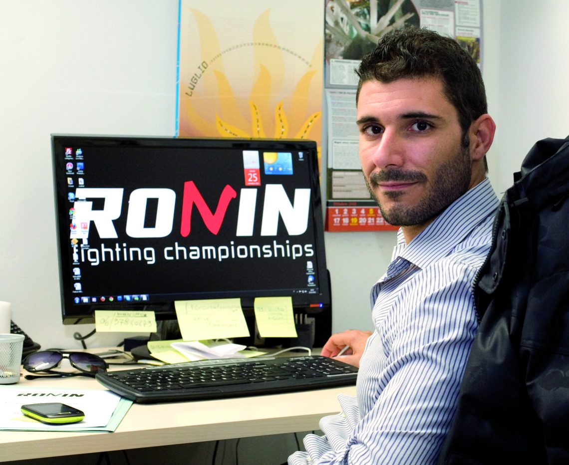 """Ronin FC: Intervista a Luca """"Red Rumble"""" 1"""