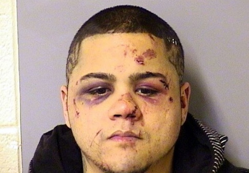 Tentata rapina a fighter UFC = Faccia come una zampogna 1