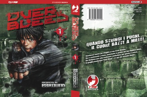Overbleed: commenti sul manga 1