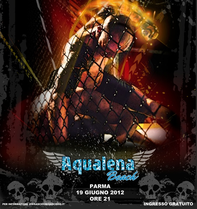 Night Of Warriors - 19th june 2012 - Aqualena Beach in Parma - tutti i video 1