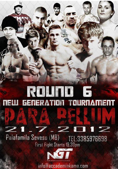 New Generation Tournament 6 Parabellum 1