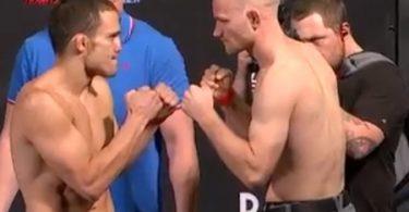 Martin Kampmann vs Jake Ellenberger 1